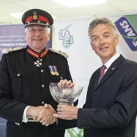 Lord Lieutenant's Official Presentation