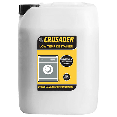 Crusader Low Temp Destainer