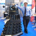 Dalek visits the Dairy Event